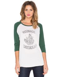 Mate The Label - Moonage Daydream Billie Tee - Lyst