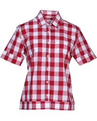 Stella Jean Shirt - Lyst