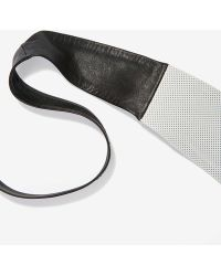 Nasty Gal - Ada Classic Leather Wrap Belt - Lyst