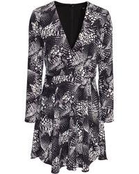H&M Bell-Shaped Dress - Lyst