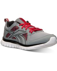 Reebok Men'S Sublite Escape Mt Running Sneakers From Finish Line - Lyst