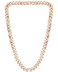 Luv Aj Classique Chain Necklace - Lyst