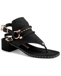 Ivy Kirzhner - 'Colossus' Leather Sandal - Lyst