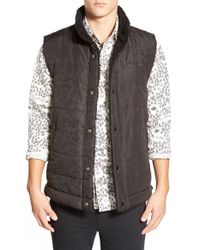 Threads For Thought - Reversible Vest - Lyst