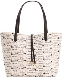 Betsey Johnson Signature Tote - Lyst