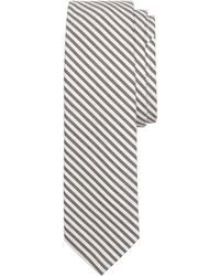 Brooks Brothers Seersucker Tie - Lyst