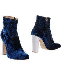 Bionda Castana Ankle Boots - Lyst
