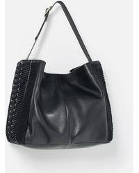 Zara | Braided Bucket Bag | Lyst