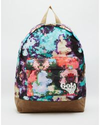 Gola | Printed Backpack | Lyst