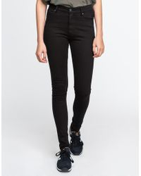 Cheap Monday Second Skin in New Black - Lyst