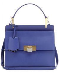 Balenciaga Le Dix Cartable S Leather Shoulder Bag - Lyst