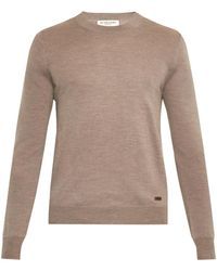 Burberry London Lydden Merino-Wool Sweater - Lyst