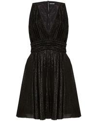Alice + Olivia Darcy Flirty Dress - Lyst