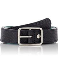 Caputo & Co. - Men's Reversible Leather Belt - Lyst