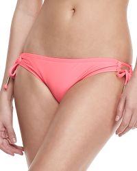 Ella Moss Swim Tie-Side Swim Bottom - Lyst