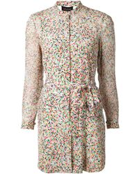 Saloni 'Molly' Dress multicolor - Lyst