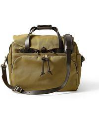 Filson - Canvas Laptop Bag - Lyst