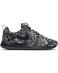 Nike | Roshe Run Print | Lyst