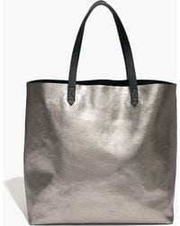 Madewell The Reversible Transport Tote - Lyst