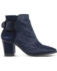 Kat Maconie Ankle Boots blue - Lyst