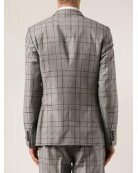 Paul Smith Formal Plaid Suit - Lyst