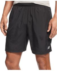 New Balance 7n Go 2 Shorts - Lyst