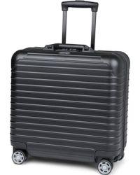 Rimowa - Salsa Business Four-wheel Suitcase - Lyst