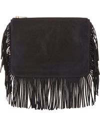Barneys New York Molly Medium Clutch - Lyst