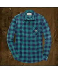 Denim & Supply Classic Onepocket Sport Shirt - Lyst