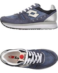 Lotto Leggenda Low-Tops & Trainers blue - Lyst