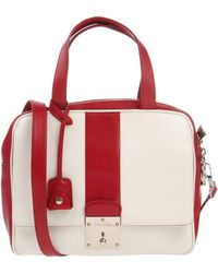 Marc Jacobs White Handbag - Lyst