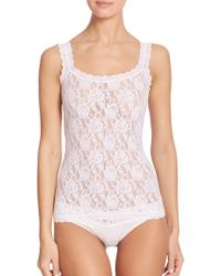 Hanky Panky Signature Lace Camisole - Lyst