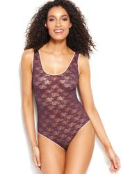BCBGeneration Sally Ill Be There Bodysuit Bc14s500 - Lyst