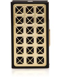 Rebecca Minkoff Studded Iphone Charger - Lyst