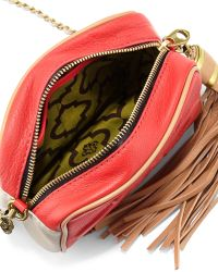 orYANY - Taylor Color-Blocked Leather Bag - Lyst
