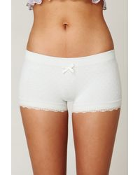 Intimately - Booty Short Neutral Pack - Lyst