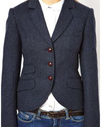 Jack Wills - Blazer with Liberty Lining - Lyst