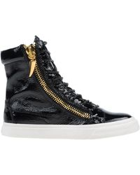 Giuseppe Zanotti High Tops  Trainers - Lyst