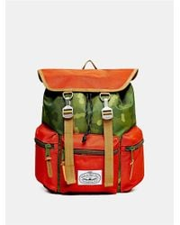 Poler Green Roamers Backpack - Lyst