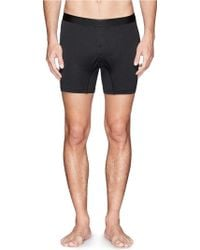 Sunspel Two-Button Boxers - Lyst
