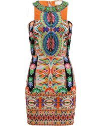 Camilla Orange Jakima Dress - Lyst