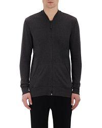 Hanro - Men's Zip-front Sweater - Lyst