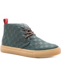 Del toro Digital Quilted Chukka in Green for Men   Lyst : del toro quilted chukka - Adamdwight.com