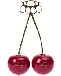 Undercover Cherries Clutch - Lyst