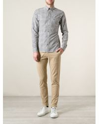 Burberry Brit Classic Chinos - Lyst