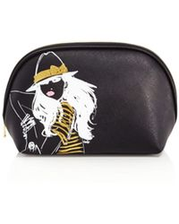 Izak - Saffiano Cosmetic Case - Compare At $32 - Lyst