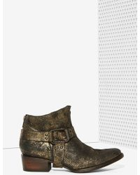 Freebird by Steven | Phoenix Leather Ankle Boot | Lyst