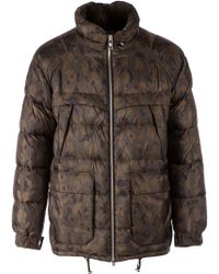 Moncler Gamme Rouge - 'charles' Padded Jacket - Lyst