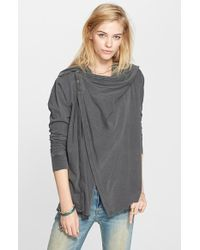 Free People 'Bond' Cardigan - Lyst