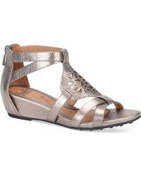 Söfft - Breeze Sandals - Lyst